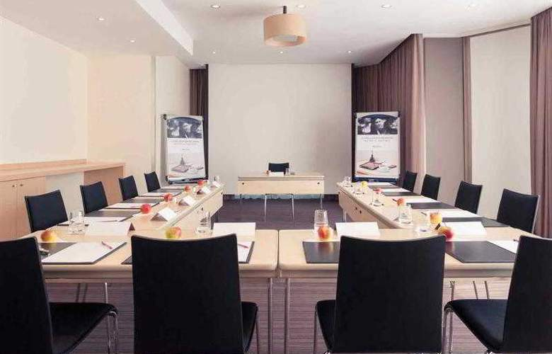 Mercure Brussels Airport - Hotel - 8