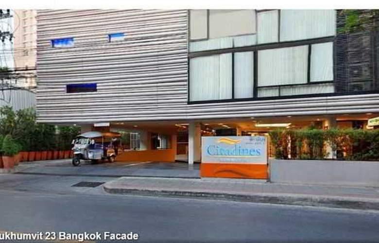 Citadines Sukhumvit 23 Bangkok - Hotel - 3