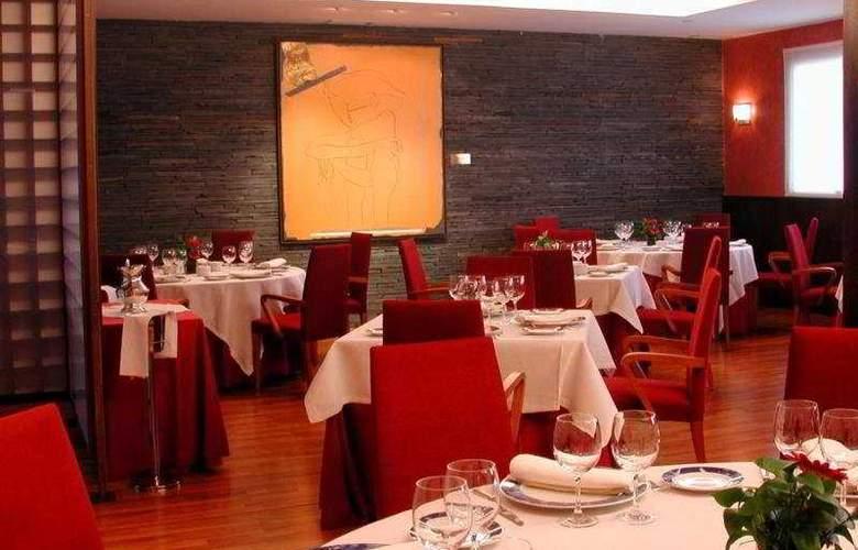 Hotel Sercotel Extremadura - Restaurant - 2