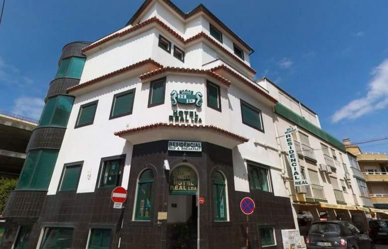 Real Caparica - Hotel - 0
