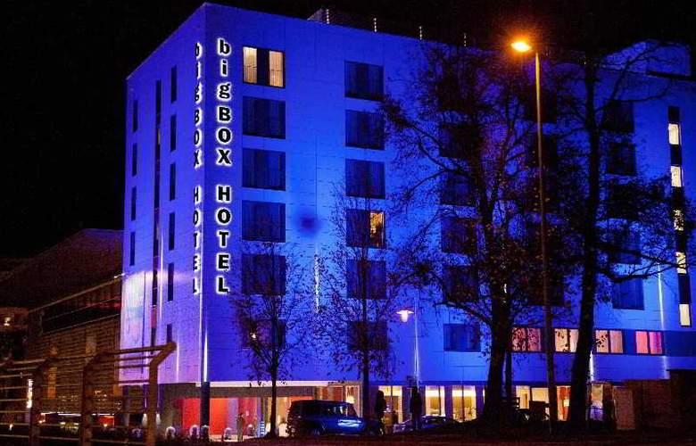bigBOX Hotel Kempten - Hotel - 0