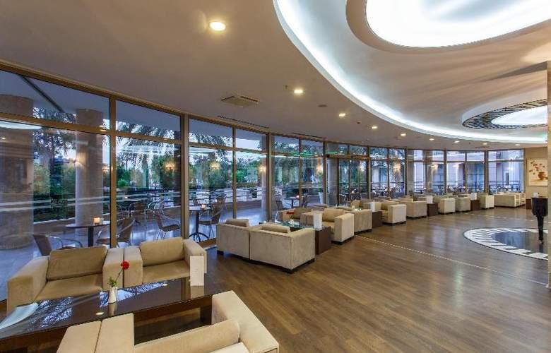 Novia Lucida Beach Hotel - Bar - 4