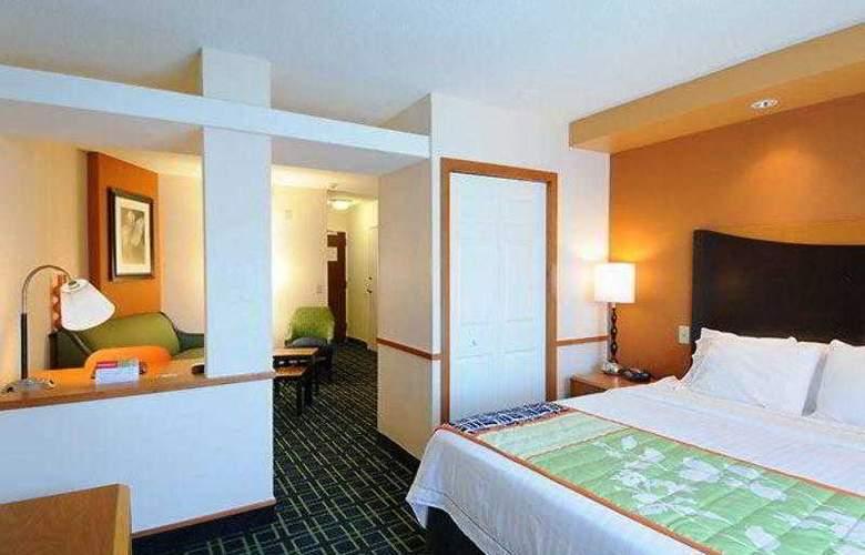 Fairfield Inn & Suites Frederick - Hotel - 6