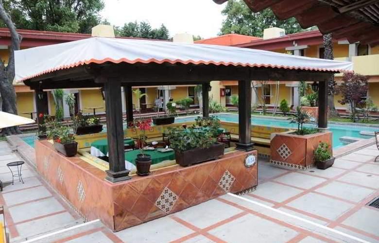 Villas Arqueologicas Cholula - Hotel - 17