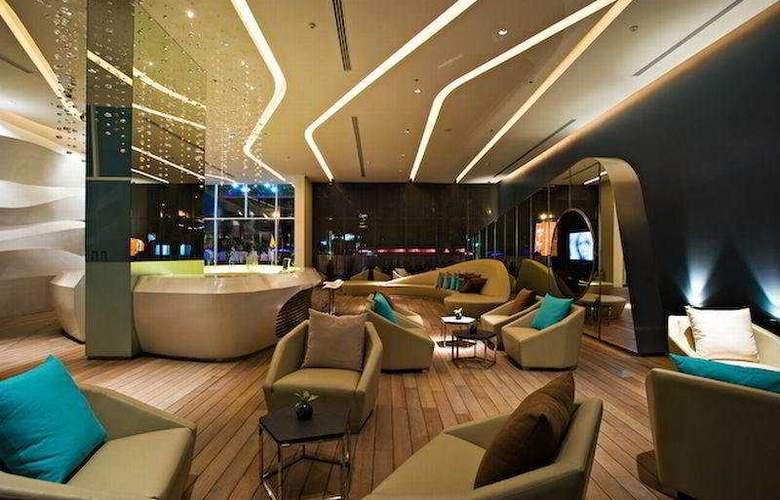 Dusit D2 Baraquda Pattaya - Bar - 8