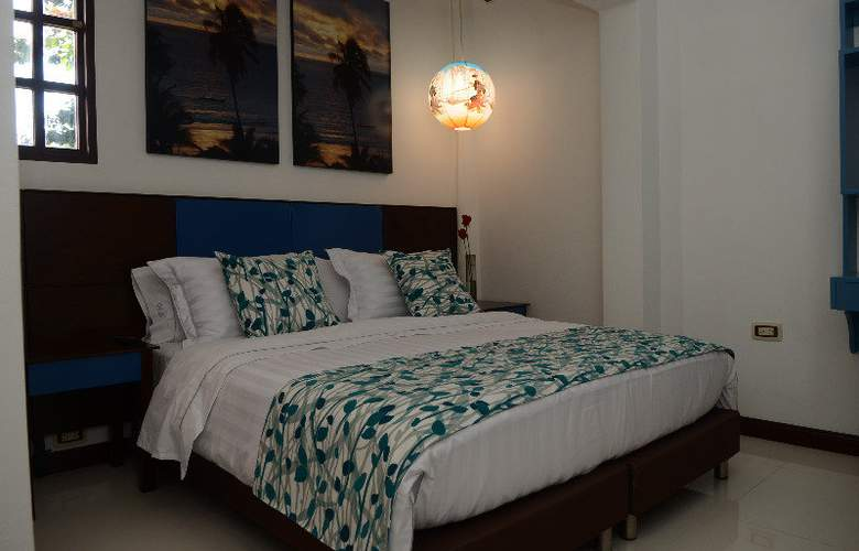 Kolor Hotel Boutique - Room - 12