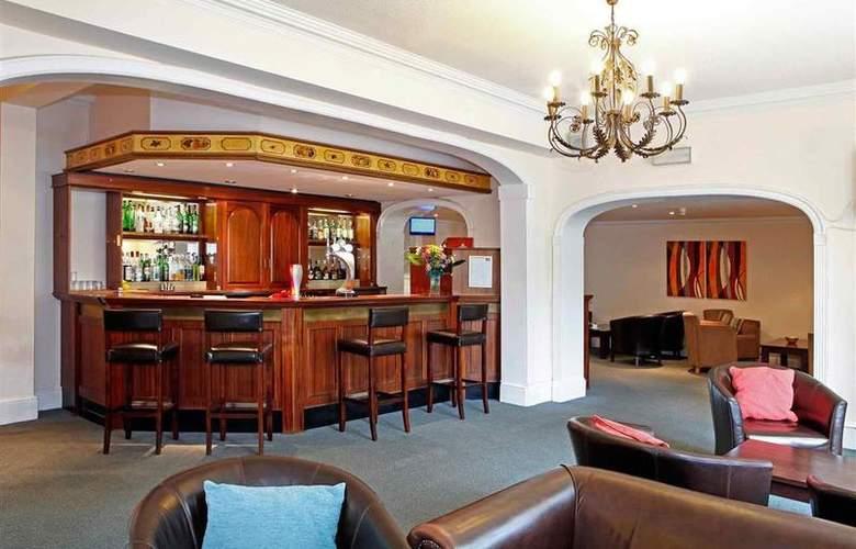 Mercure Stafford South Penkridge House Hotel - Bar - 2