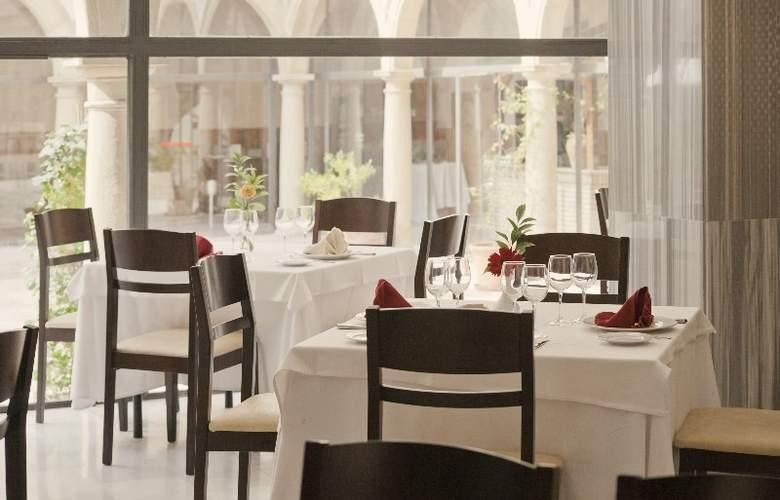 TRH Ciudad de Baeza - Restaurant - 4