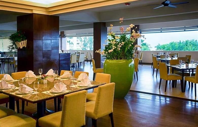 Novotel Hua Hin Cha Am Beach Resort & Spa - Restaurant - 77