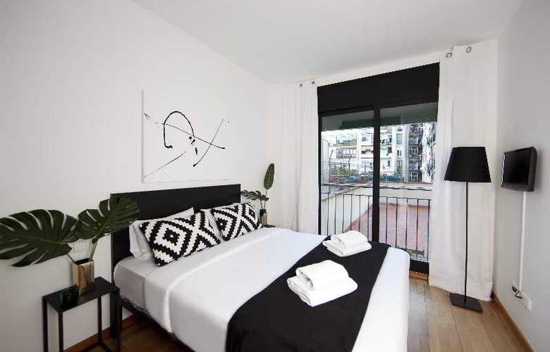 Nº130 The Streets Apartments Barcelona - Room - 5