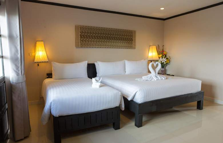 Golden Tulip Hotel Essential Pattaya - Room - 10