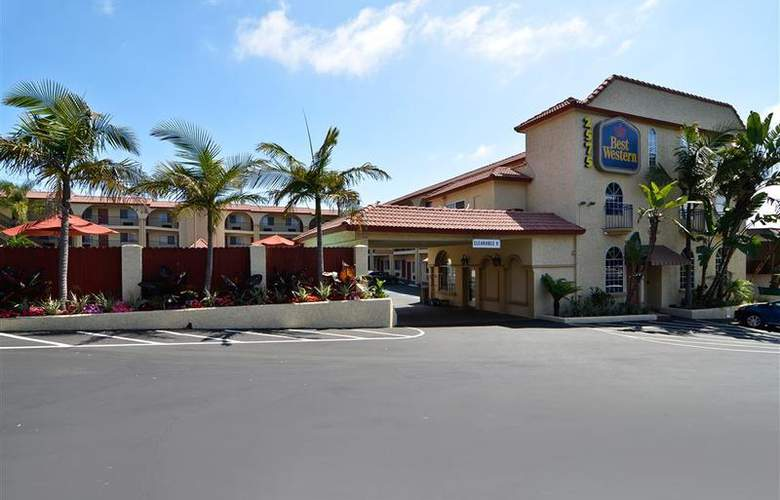 Best Western Mission Bay - Hotel - 53