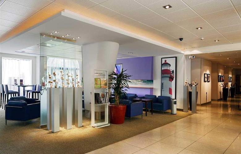 Novotel La Rochelle Centre - Bar - 35