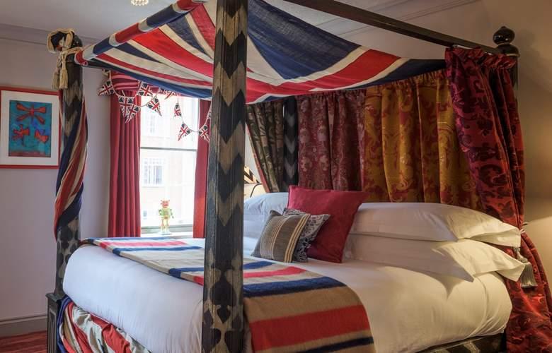 The Zetter Townhouse Marylebone - Room - 9
