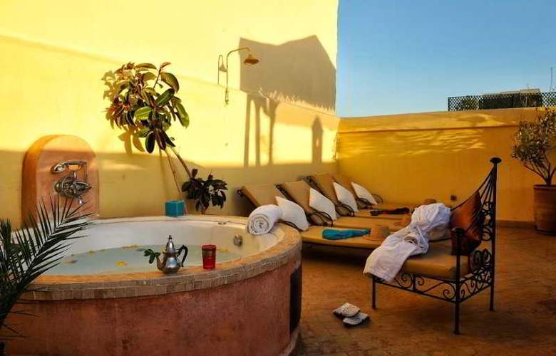 Riad Dar Elma And Spa - Terrace - 7