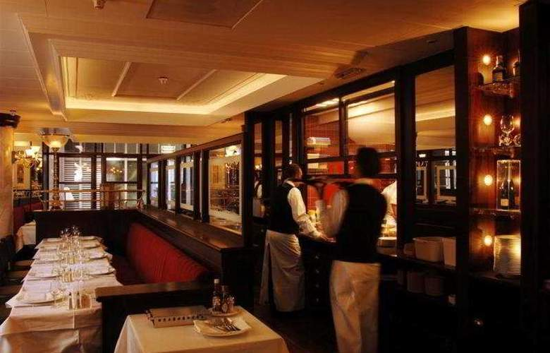 Rembrandt Square Amsterdam - Restaurant - 5