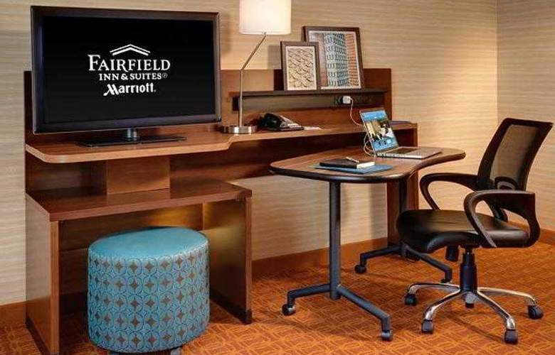 Fairfield Inn & Suites Hutchinson - Hotel - 2