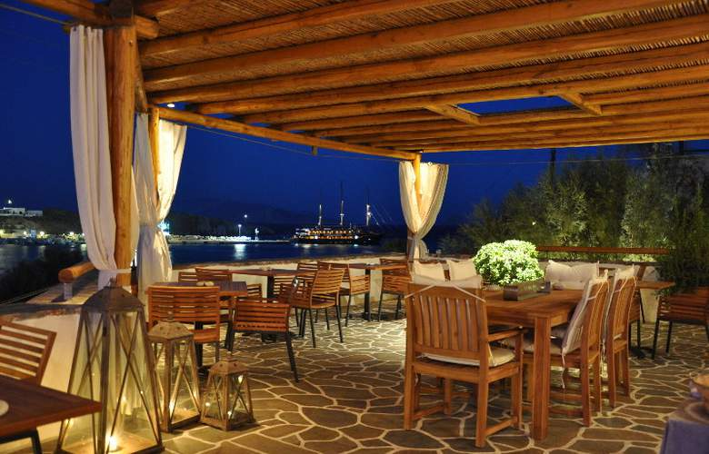 Vrahos Boutique Hotel - Restaurant - 11