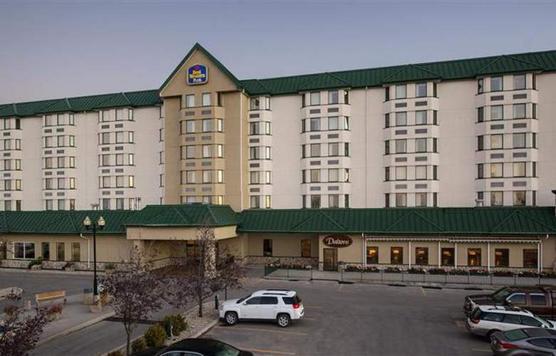 Best Western Plus Winnipeg Airport - Hotel - 0