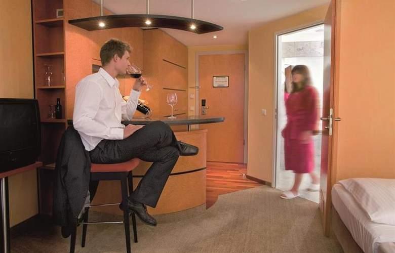Best Western Premier Airporthotel Fontane Berlin - Room - 37