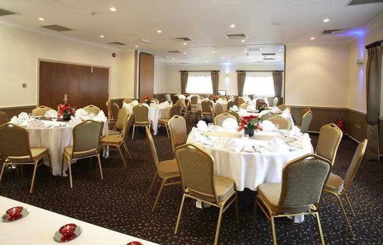 Best Western Cumberland - Hotel - 31