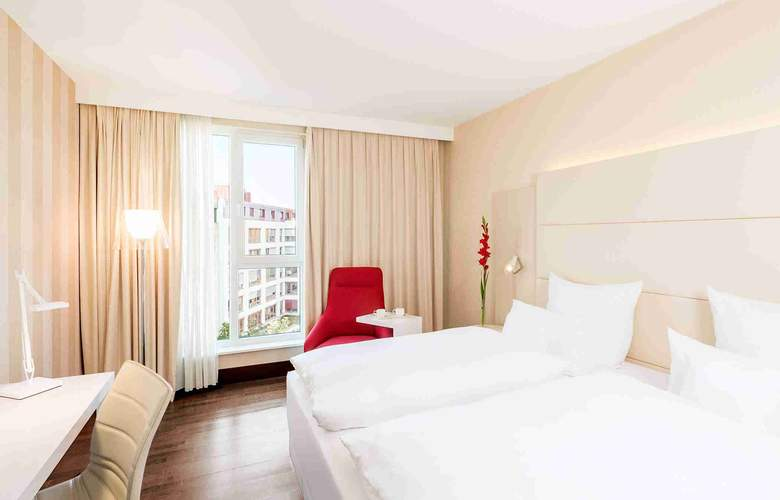 NH Collection Nurnberg City - Room - 2
