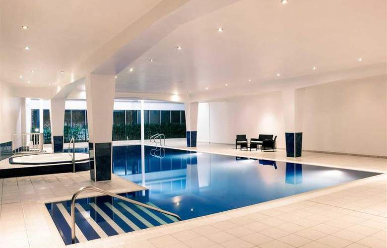 Mercure Cardiff Holland House Hotel and Spa - Hotel - 36