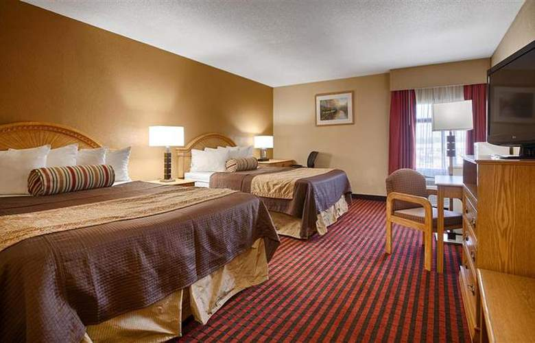 Best Western Martinsville Inn - Room - 36