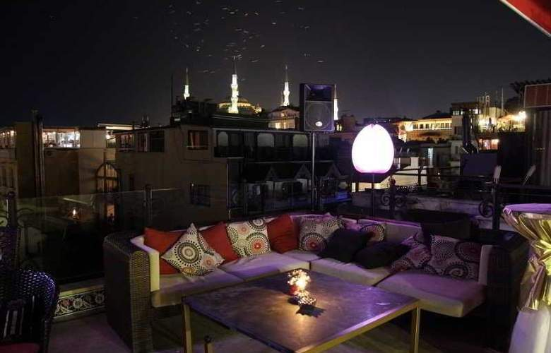 Tria Special Hotel Istanbul - Terrace - 5