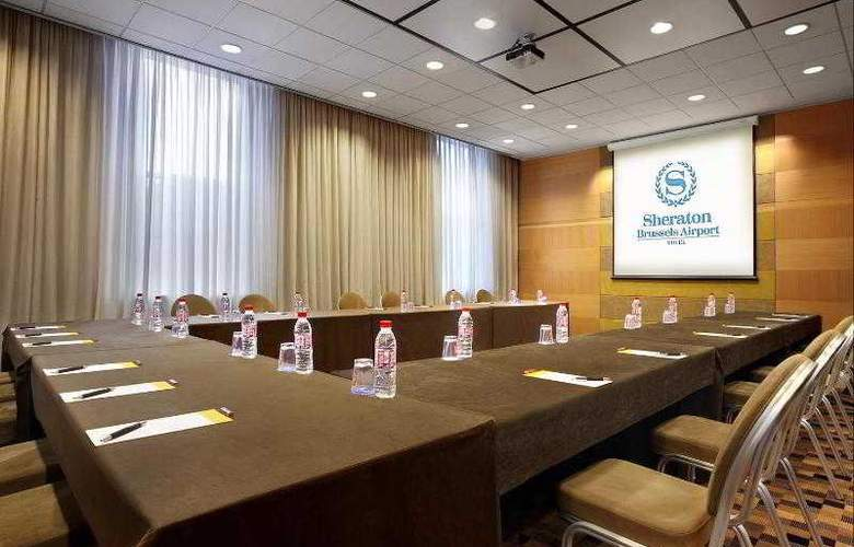 Sheraton Brussels Airport - Hotel - 15