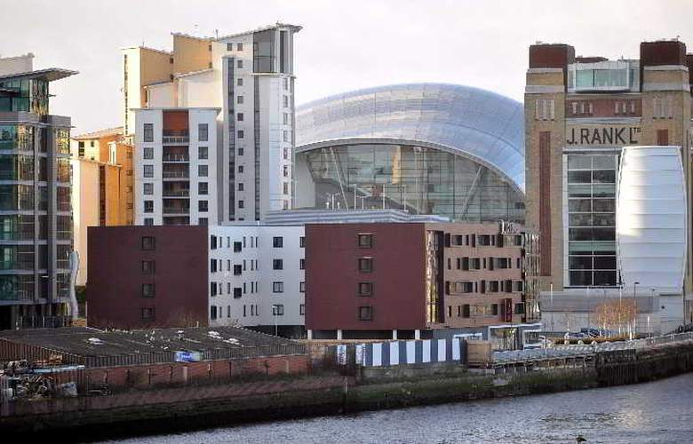 Jurys Inn Newcastle Quayside - Hotel - 2