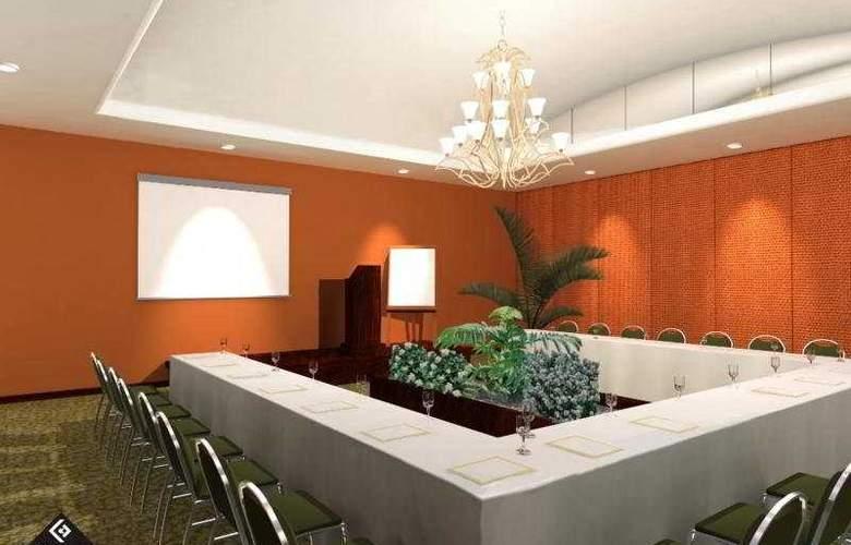 Crowne Plaza Hotel de Mexico - Conference - 10