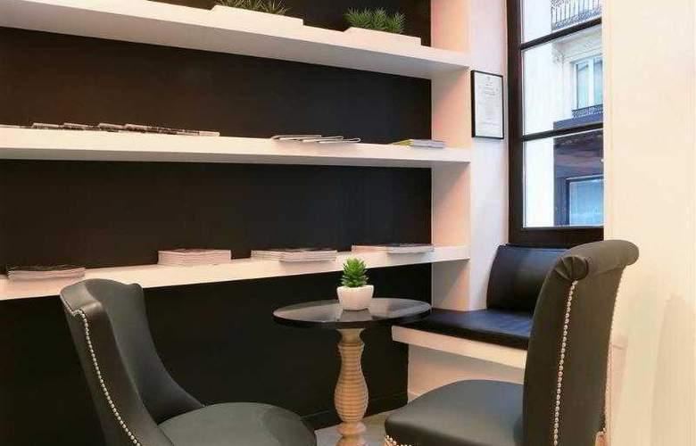 Best Western Premier Faubourg 88 - Hotel - 43