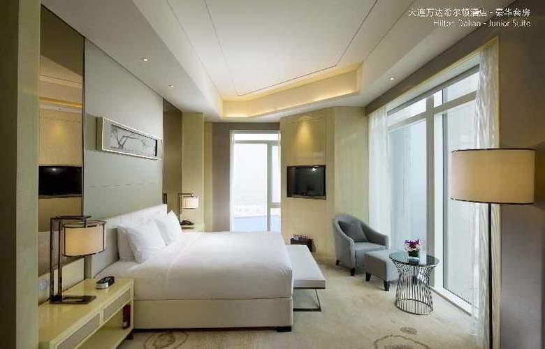 Hilton Wanda Dalian - Room - 27