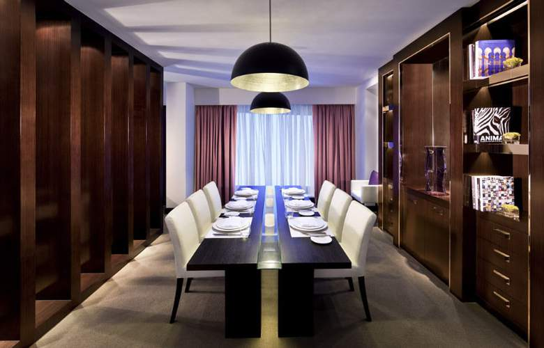 Pullman Dubai Deira City Centre Residence - Restaurant - 21