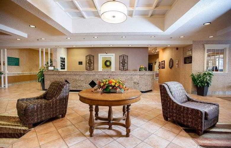Best Western Glengarry Hotel - Hotel - 23