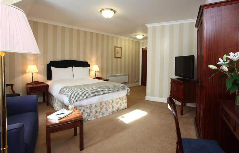 Best Western Bruntsfield Hotel - Room - 113