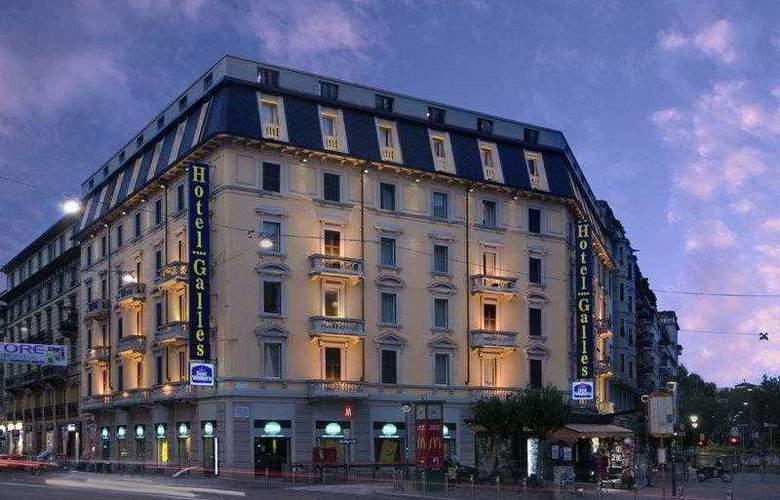 Best Western Galles Milan - Hotel - 32