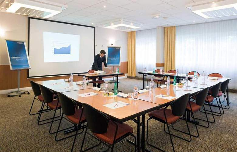 Novotel Nantes Centre Gare - Conference - 11