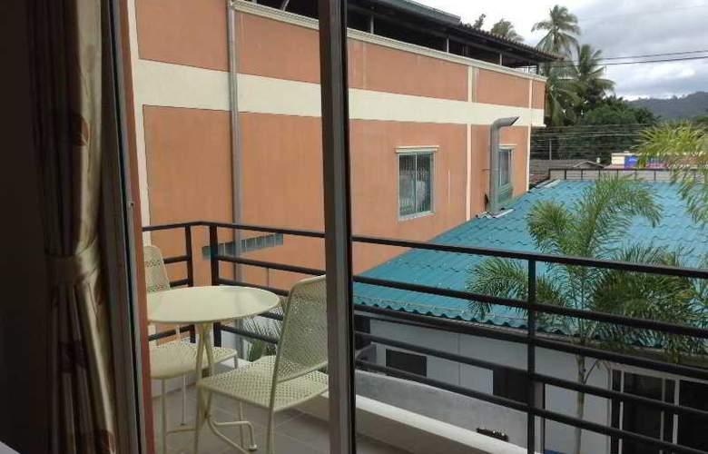 Orange Mansion - Terrace - 6