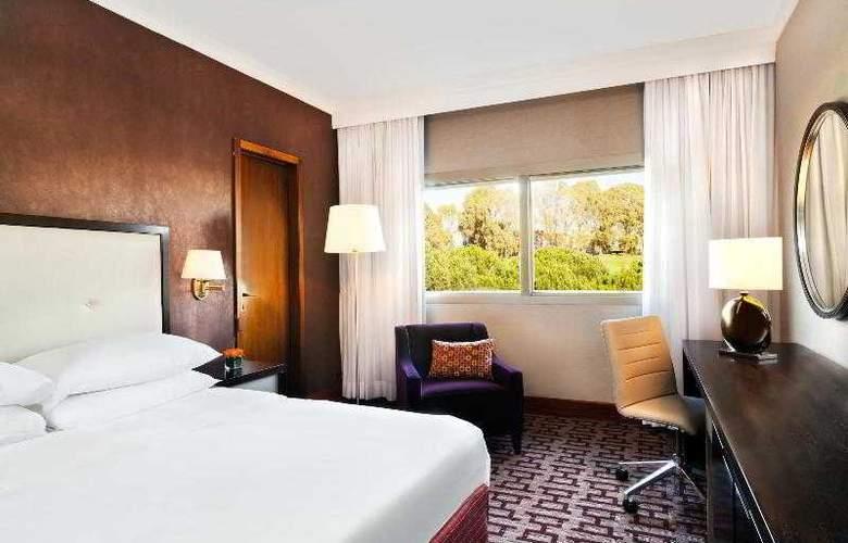 Sheraton Roma - Room - 33