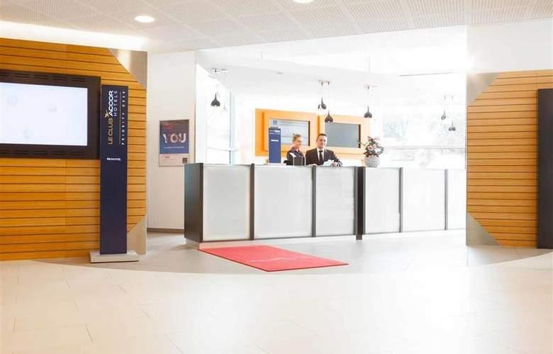 Novotel Zurich Airport Messe - Hotel - 26