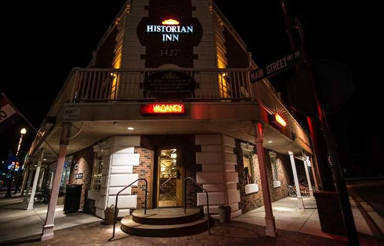 Historian Inn - Hotel - 9