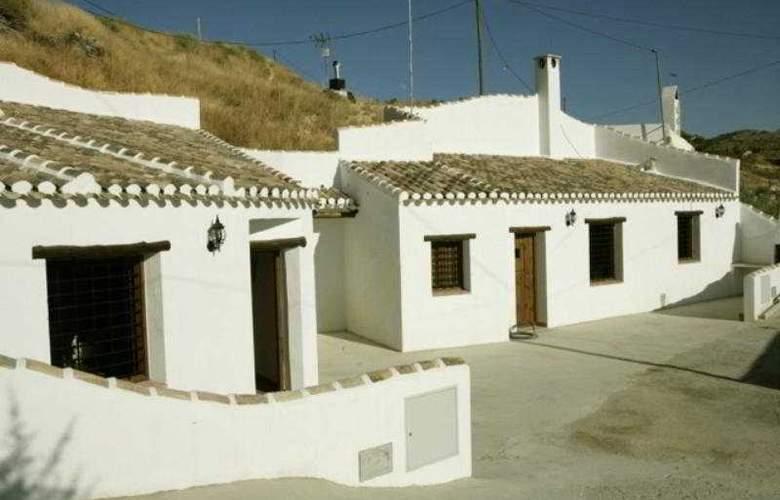 Casas Cuevas El Mirador de Galera - Hotel - 0