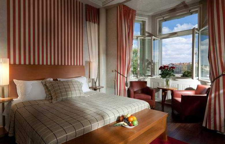 Mamaison Hotel Riverside Prague - Room - 12