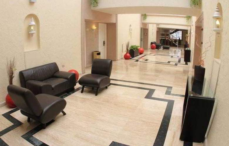 Best Western Plus Monterrey Colon - Hotel - 14