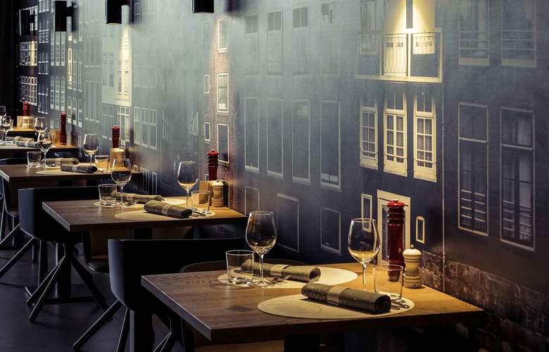 Mercure Amsterdam City - Restaurant - 5