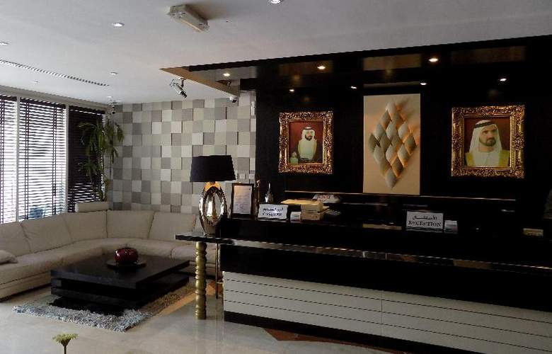 Fortune Classic Hotel Apartments - General - 2