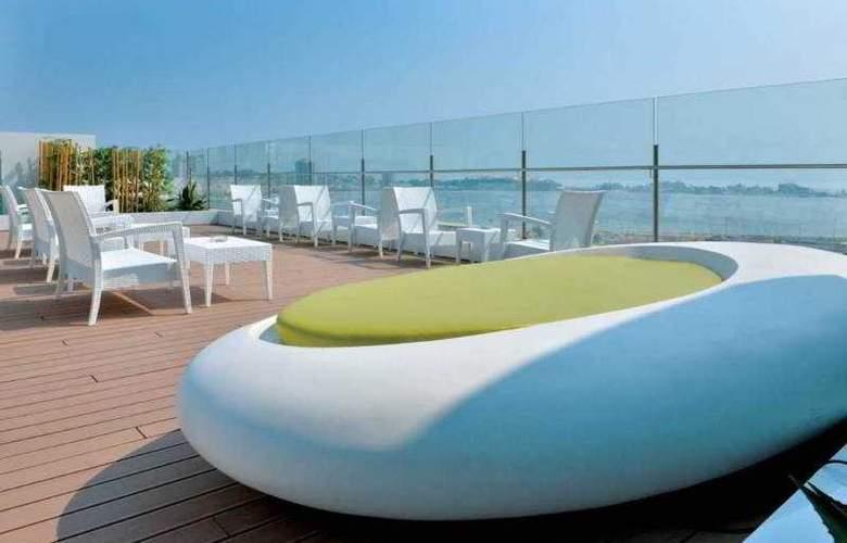 Alva Donna Hotel&Spa - Terrace - 14