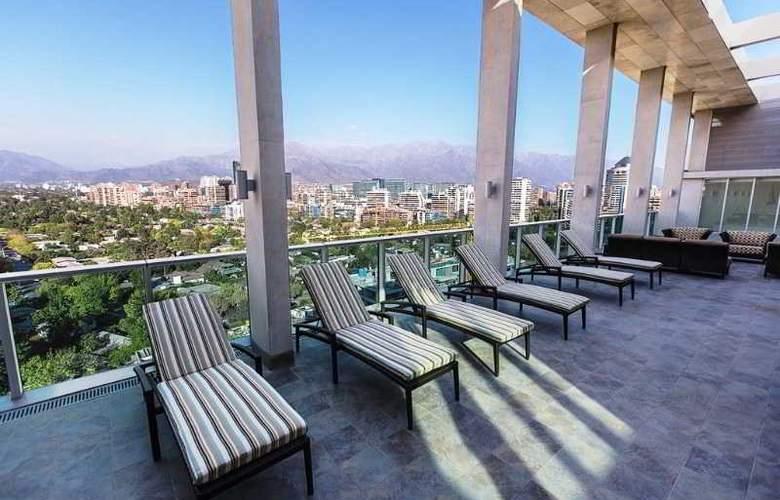 Hyatt Place Santiago/Vitacura - Terrace - 22